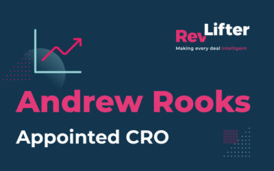 Andrew Rooks Becomes RevLifter's First-Ever CRO