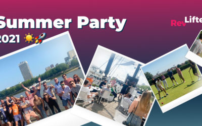 Team RevLifter Heads to LDN for Annual Summer Party